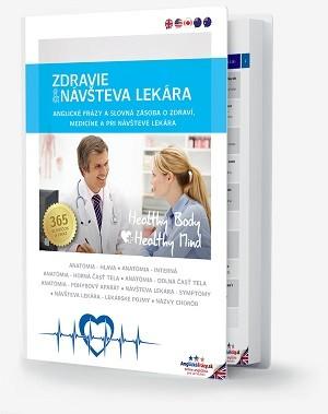 Angličtina o zdraví a u lekára